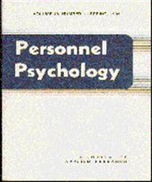 Personnel Psychology
